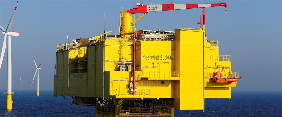 德国梅尔海上风电项目