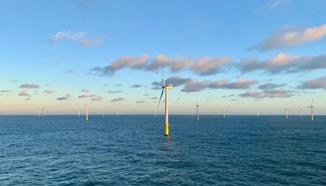 三峡集团德国梅尔海上风电场年发电量创历史新高