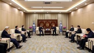 三峡集团与中国电信签署战略合作框架协议